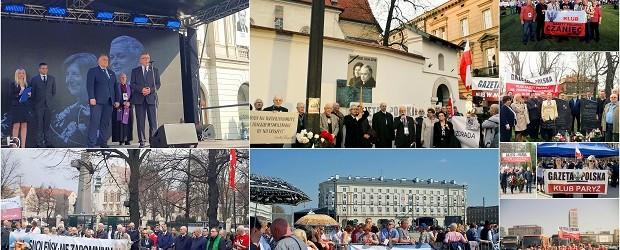 """[Tydzień w Klubach """"GP""""] Uczciliśmy Ofiary Tragedii nad Smoleńskiem"""
