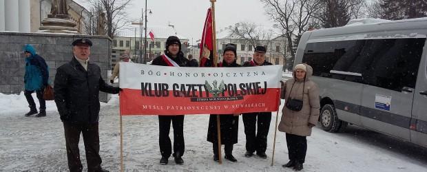 Suwałki: Narodowy Dzień Pamięci Żołnierzy Wyklętych