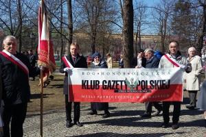Suwałki: 96 Miesięcznica Tragedii Smoleńskiej w Suwałkach, Warszawie i Sejnach