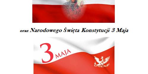 Zgierz – uroczystości Święta Matki Bożej Królowej Polski oraz Narodowego Święta Konstytucji 3 Maja, 3 maja,