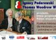 """Konkurs historyczny """"Ignacy Paderewski i Thomas Woodrow Wilson – przyjaźń, która przyniosła Polsce niepodległość"""""""