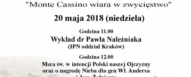 Andrychów II – Zaproszenie na V Rajd środowisk Patriotycznych na Groń Jana Pawła II