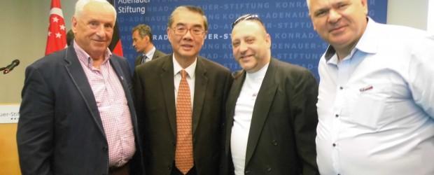"Berlin – Brandenburg (Niemcy): Konferencja ""Singapur-Niemcy…"""