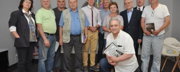 """Goleniów: Grzegorz Łubczyk """"ŻYCIE NA KRAWĘDZI. Henryk Sławik–József Antall senior"""""""