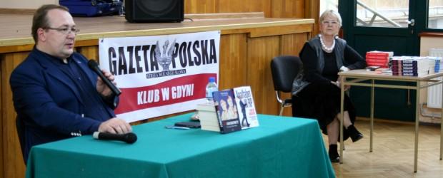 Gdynia: Spotkanie z red. Piotrem Goćkiem