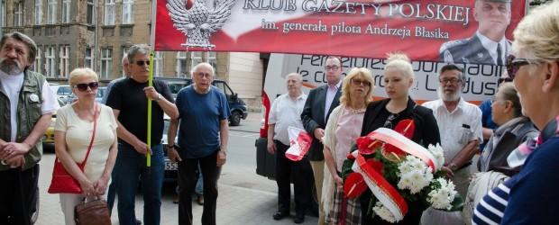 Poznań: 70 rocznica śmierci ppłk Stanisława Kasznicy