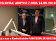 """POSŁUCHAJ AUDYCJI: """"Radiowy Klub Gazety Polskiej"""" – 14.05.2018 r.(audio)"""