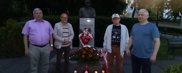 Rypin: Pamięci marszałkowi Józefowi Piłsudskiemu