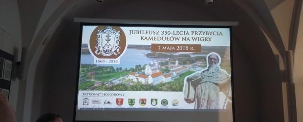 Suwałki: Konferencja naukowa 350 – Lecia przybycia Kamedułów na Wigry