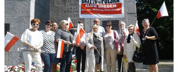 Wiedeń II: 73 rocznica wyzwolenia obozów zagłady systemu Mauthausen-Gusen