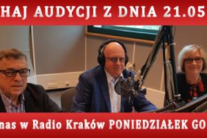 """POSŁUCHAJ AUDYCJI: """"Radiowy Klub Gazety Polskiej"""" – 21.05.2018 r.(audio)"""
