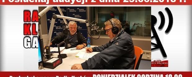"""POSŁUCHAJ AUDYCJI: """"Radiowy Klub Gazety Polskiej"""" – 25.06.2018 r.(audio)"""