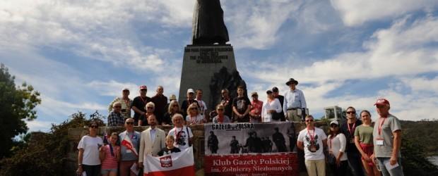 """[Tydzień w Klubach """"GP""""]  Rajd """"Katyń 1940 – Smoleńsk 2010"""" – Sydney 2018"""