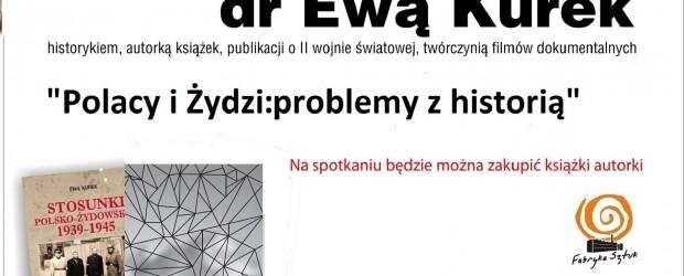 Tczew – Zaproszenie na spotkanie z dr Ewą Kurek w Tczewie (6.06 godz. 17:00)