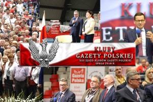 """[FOTOGALERIA + WIDEO] XIII Zjazd Klubów """"Gazety Polskiej"""" – Spała 2018 r. (DUŻO ZDJĘĆ)"""