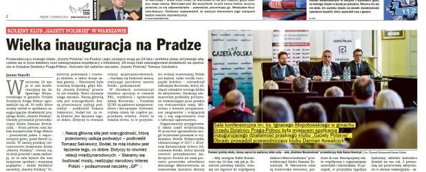 GPC: Wielka inauguracja na Pradze