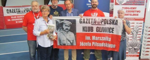 Gliwice: XIII Zjazd Klubów Gazety Polskiej w Spale