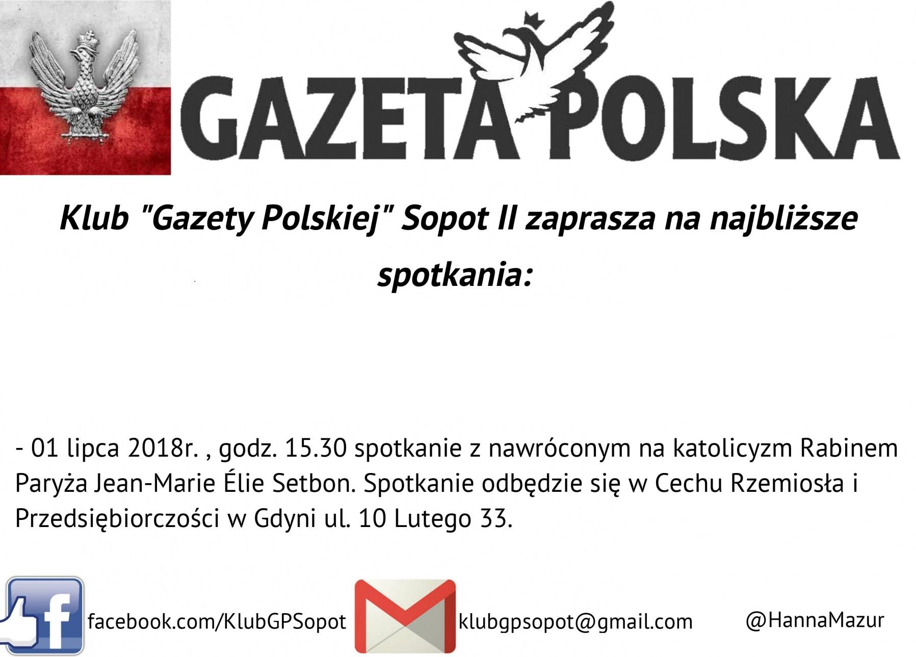 SopotII - rabin 2018