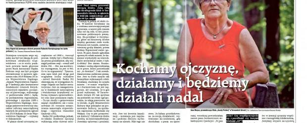 GPC Śląsk: Kochamy ojczyznę, działamy i będziemy działali nadal