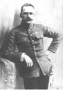 Józef Piłsudski Fotografia ze zbiorów Narodowego Archiwum Cyfrowego