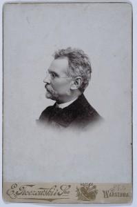 Bolesław Prus fot. Cyfrowa Biblioteka Narodowa Polona