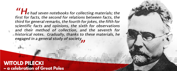 The Positivists – The Creation of a Nation. A celebration of Great Poles around the world