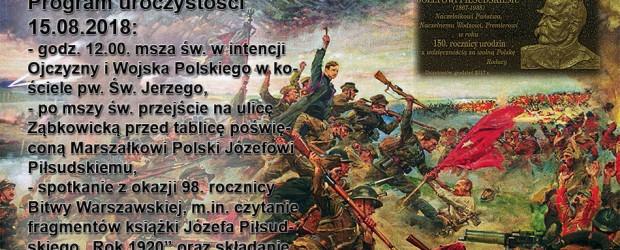 Dzierżoniów II – Zaproszenie na Święto Wojska Polskiego