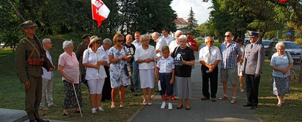 Dzierżoniów II – 74. rocznica Powstania Warszawskiego uroczystości w Dzierżoniowie