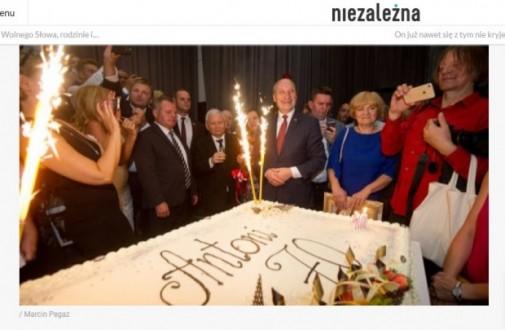 Niezalezna Macierewicz2018