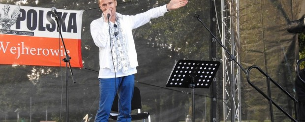 Koncert Jerzego Grunwalda na 100 Lecie Odzyskania Niepodległości w Redzie