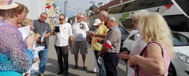 Wiedeń II: 74 Rocznica wybuchu Powstania Warszawskiego