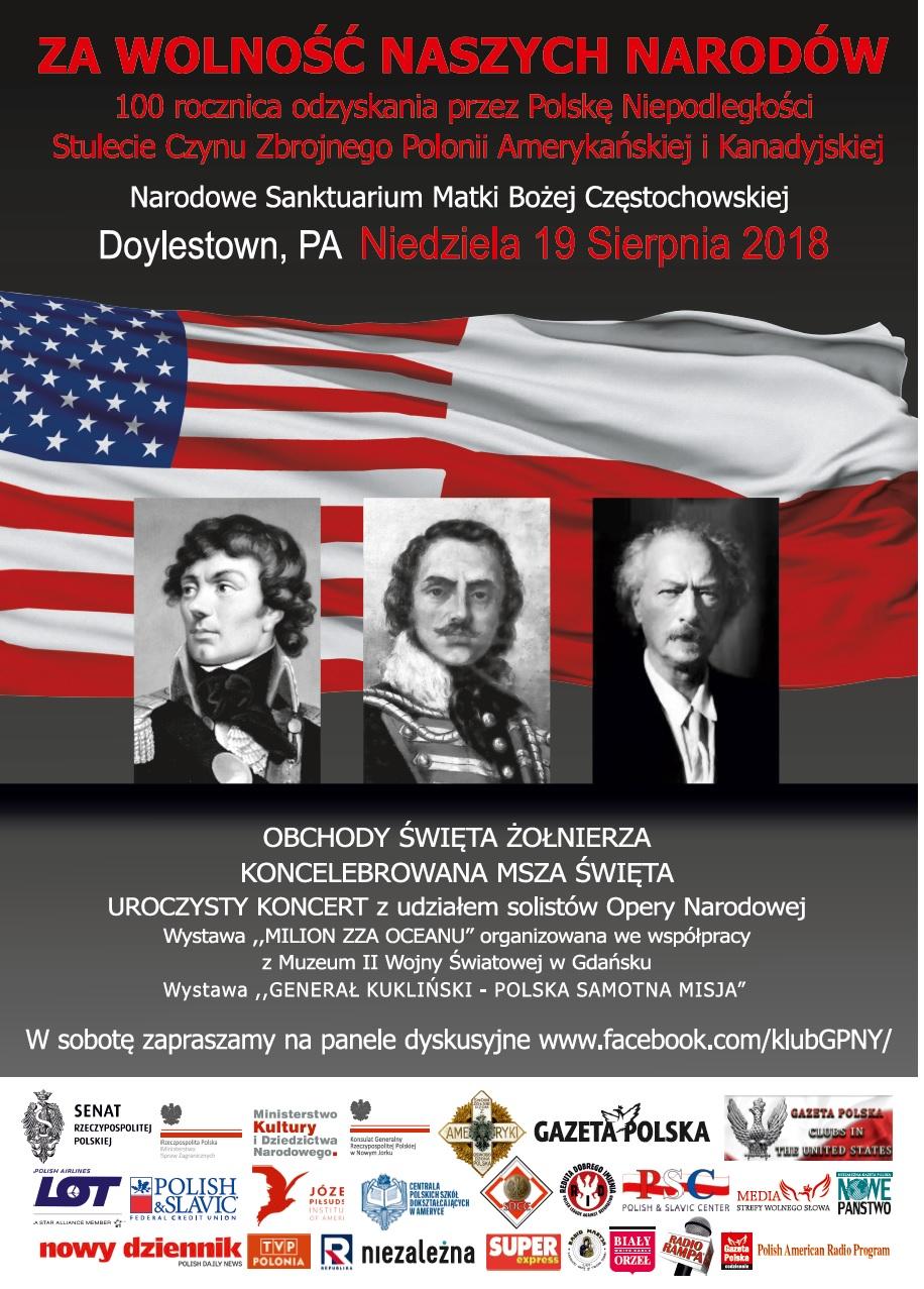 Zjazd USA 2018 Koncert