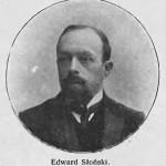 Edward Słoiński. Źródło: Wikimedia Commons, domena publiczna.