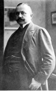 Juliusz Leo, prezydent m. Krakowa. Ze zbiorów Narodowego Archiwum Cyfrowego