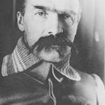 Piłsudski, ze zbiorów Narodowego Archiwum Cyfrowego