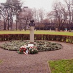 """Popiersie Ignacego Paderewskiego w Parku Jordana w Krakowie. (Foto. Fundacja Klubów """"Gazety Polskiej"""")"""
