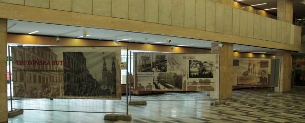 Gniezno: Wystawa Teutońska buta – Gniezno w niemieckiej niewoli 1939 – 1945
