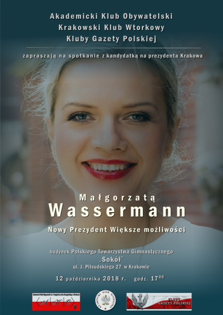 Krakow Wassermann2018