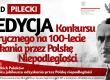 WYNIKI KONKURSU: WITOLD PILECKI – III EDYCJA Konkursu Historycznego na 100-lecie odzyskania przez Polskę Niepodległości