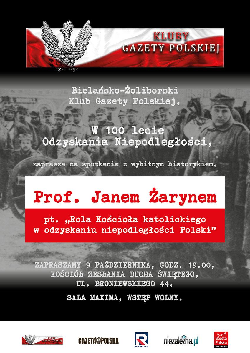Warszawa Bielany Zaryn2018