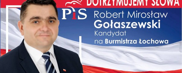Wybory samorządowe 2018r. – ŁOCHÓW