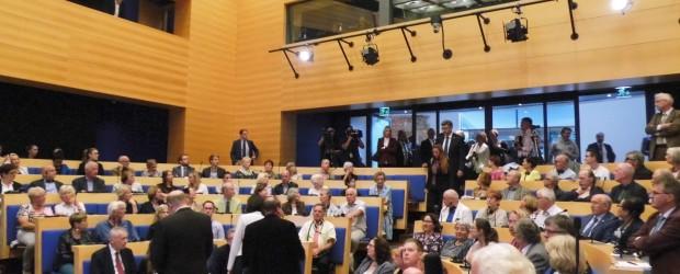 Berlin – Brandenburg: Spotkanie i dyskusja z Panem Premierem Chorwacji