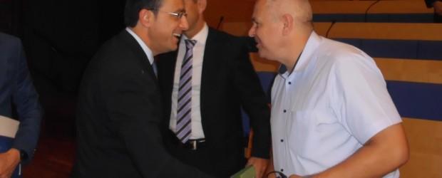Berlin-Brandenburg: Spotkanie z ministrem spraw zagranicznych Republiki Cypryjskiej