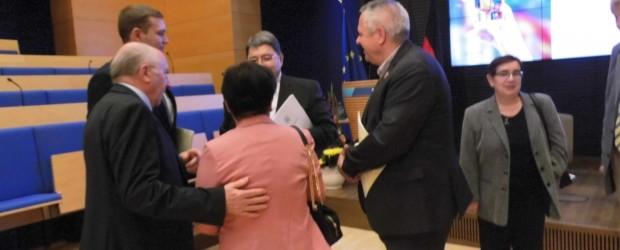 Berlin – Brandenburg: Spotkanie z Ambasadorem Rumunii