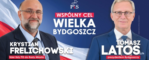 Wybory samorządowe 2018 – BYDGOSZCZ