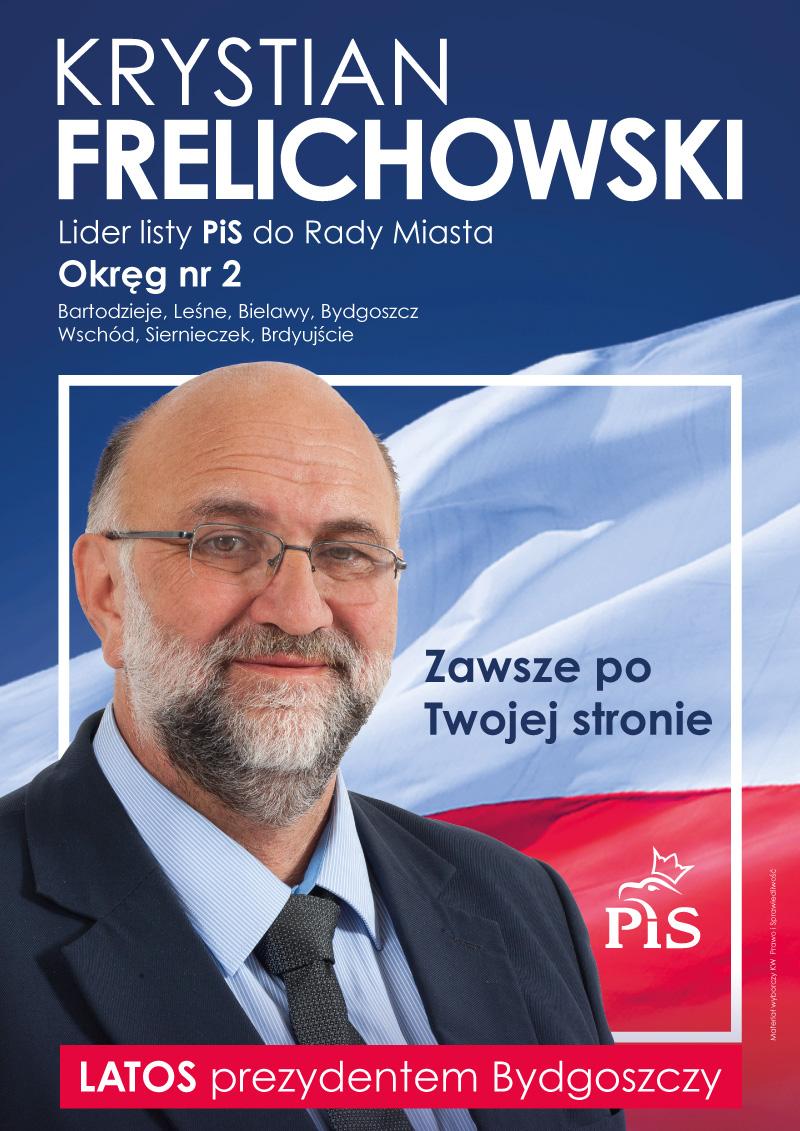 Bydgoszcz - Frelichowski Krystian WS2018a