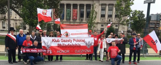 """[Tydzień w Klubach """"GP""""] Parada Pułaskiego w Filadelfii"""