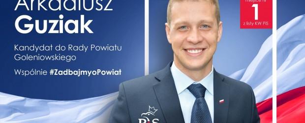 Wybory samorządowe 2018r. – GOLENIÓW
