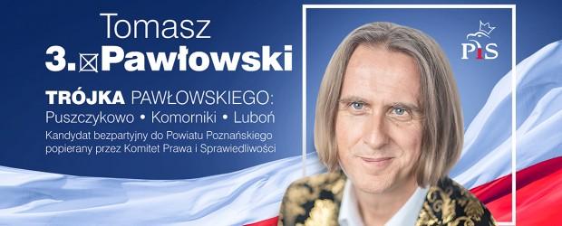 Wybory samorządowe 2018r. – KOMORNIKI-LUBOŃ