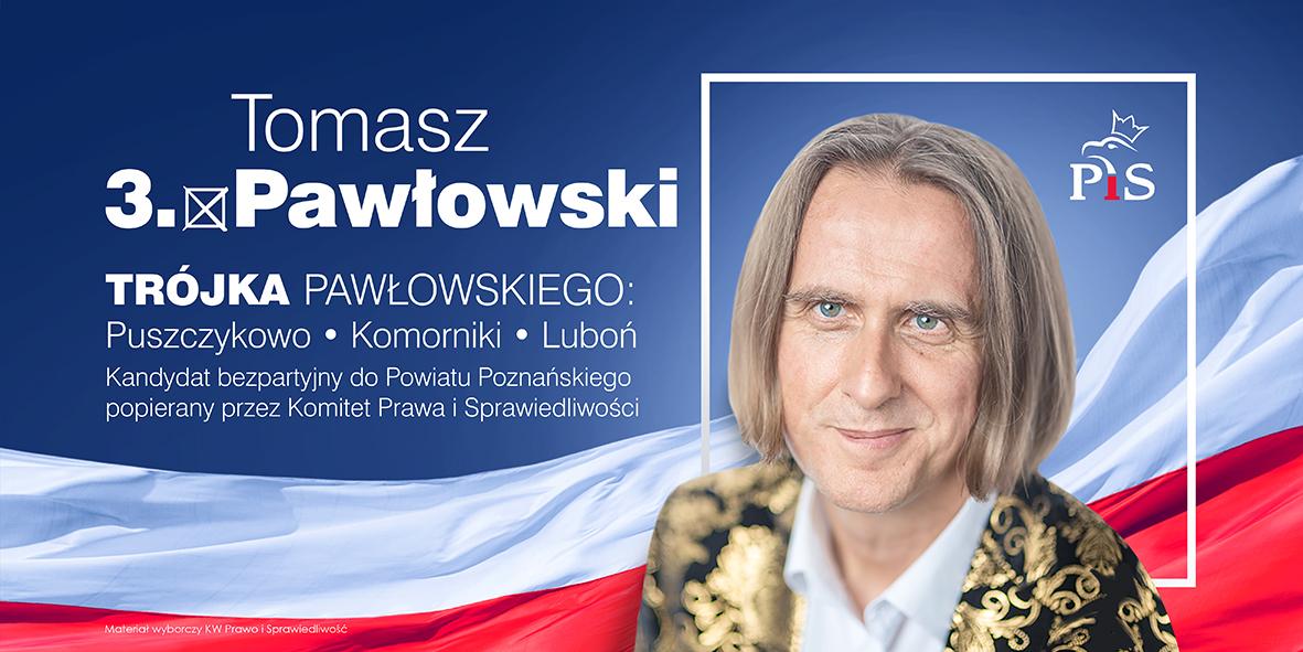 Komorniki Tomasz Pawłowski WS2018